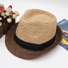Hommes Le plus chaud Paille salée Chapeau de paille/Panama/Kentucky Derby Des Chapeaux