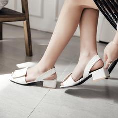 Naisten PU Matala heel Matalakorkoiset jossa Muut kengät