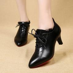 Жіночі Латинський Сучасний Гойдалки Взуття для танців Каблуки Сучасне взуття