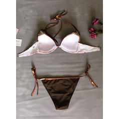 String Halter Sexy Bikinis Swimsuits