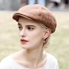 Ladies' Simple/Exquisite Acrylic Baseball Cap
