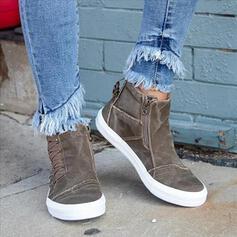 Dámské Koženka Neformální Venkovní obuv