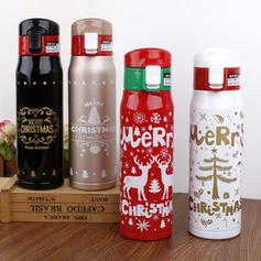 Christmas Stainless Steel Water Bottles/Travel Tumblers