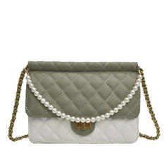 Unique/Charming/Delicate/Pearl Style PU Totes Bags/Crossbody Bags/Fashion Handbags