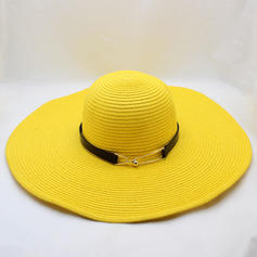 Ladies' Special Raffia Straw Beach/Sun Hats