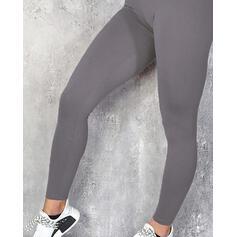 Print Lang Casual Sexy sportieve Print Leggings