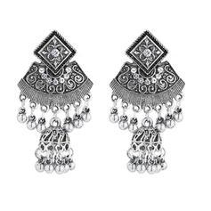 Vintage Alloy Women's Fashion Earrings