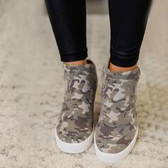 Полотно Низька підошва Низька підошва Чоботи Бокові черевики з Пряжка взуття