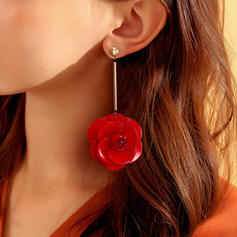 Exquisite Acrylic Women's Earrings