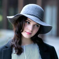 Ladies ' Moda/Specjalny Akryl/Tkanina welniana Bowler / Cloche Hat