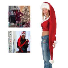 Fröhliche Weihnachten Santa Vlies Weihnachtsmützen
