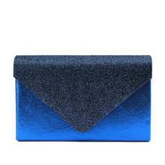 Elegante/Luxo Veludo/Lantejoulas/Espumante Glitter Embreagens