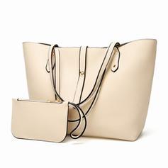 Elegante PU Bolsas de mano/Conjuntos de bolsa/Carteras y Puños