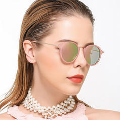 UV400/Polarized Chic Round Sun Glasses