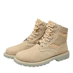 Sněžné boty Casual Pravá Kůže Pánské Pánská obuv Boots