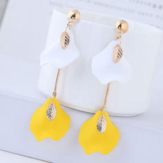 Stylish Alloy Women's Fashion Earrings (Set of 2)