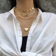 Fashionable Cool Alloy Necklaces