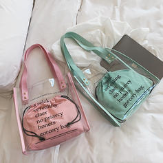 Transparant Tote tassen