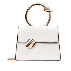 Fashionable PU Clutches/Wallets & Wristlets