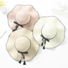 Ladies' Special With Bowknot Beach/Sun Hats