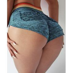 Lapwerk Casual Sexy sportieve Shorts
