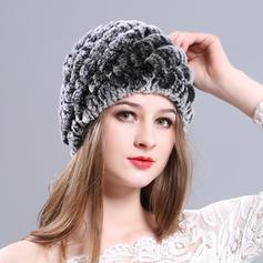 Ladies ' Przepiękny/Moda Poliester/Akryl Beanie / slouchy