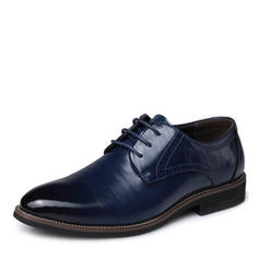 Lace-up Dress Shoes Work Leatherette Men's Men's Oxfords