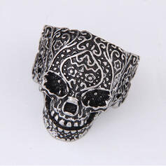 Skull Halloween Alloy Rings