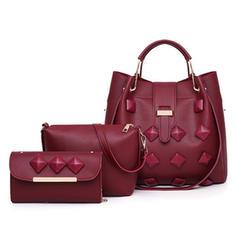 Unique PU Bag Sets