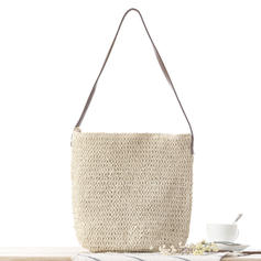 Elegant Polyester Schultertaschen/Strandtaschen