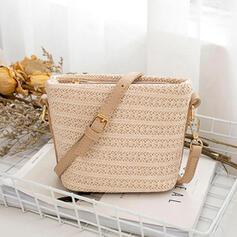 Classical/Vintga/Commuting/Bohemian Style/Braided Crossbody Bags/Shoulder Bags/Beach Bags/Bucket Bags/Hobo Bags