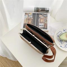 Elegant PU Clutches/Crossbody Bags/Shoulder Bags/Wallets & Wristlets