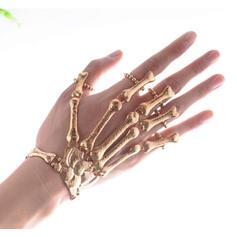 Skelett Halloween Legering Armband