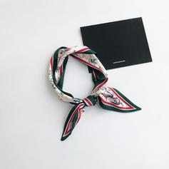 Dier Nek/Hoofd/lichtgewicht Zijden sjaal