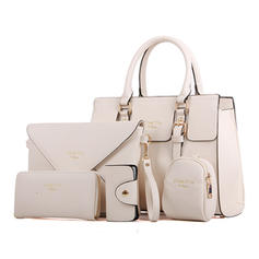 Elegant Second Cowhide Bag Sets