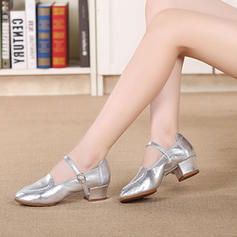Women's Sneakers Practice Heels Real Leather Sneakers