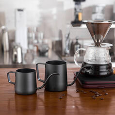 Klasický Elegantní Nerezová ocel Konvice na kávu