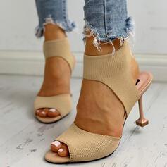 Frauen PU Stöckel Absatz Absatzschuhe mit Andere Schuhe
