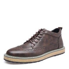 Chelsea Casual Microfiber Leather Men's Men's Boots
