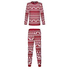 Rentier Drucken Passende Familie Christmas Pajamas