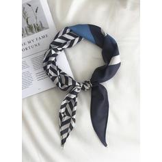 Retro /Wijnoogst lichtgewicht/mode Zijden sjaal