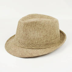 Hommes Le plus chaud Lin Panama/Kentucky Derby Des Chapeaux