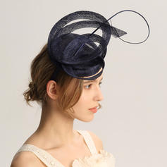 Ladies' Special/Glamourous/Elegant/Unique/Fancy/Romantic/Vintage/Artistic Cambric Fascinators/Kentucky Derby Hats