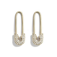 Charming Hottest Alloy Earrings (Set of 4)