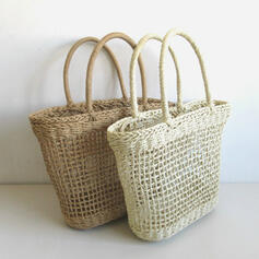Classical/Bohemian Style/Braided/Simple/Super Convenient/Handmade Tote Bags/Beach Bags/Hobo Bags/Storage Bag