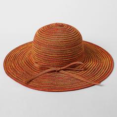 Dames Élégante Coton Chapeaux de plage / soleil