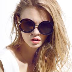 UV400 Style Classique Chic Rond Lunettes de soleil