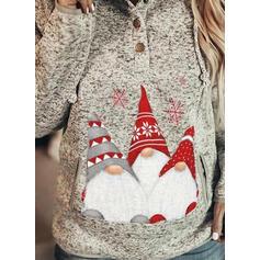 Wydrukować Μακρυμάνικο Świąteczna bluza