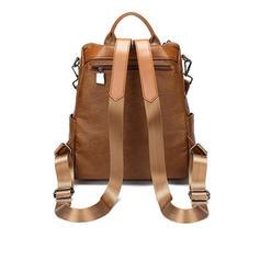 Fashionable/Commuting/Solid Color Satchel/Backpacks