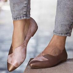 De mujer Tacón ancho Planos Dedo del pie puntiagudo con Otros zapatos